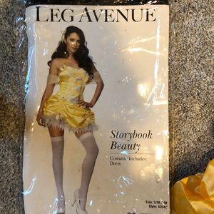 Leg avenue storybook beauty costume